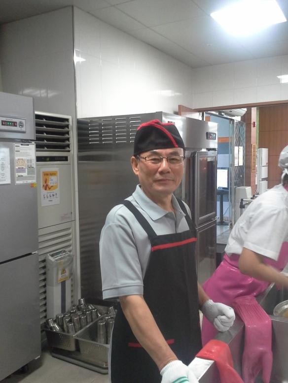 강남시니어 식당 -1